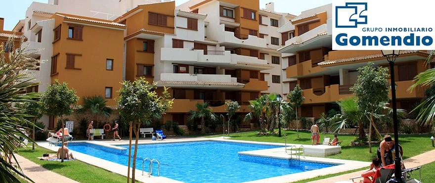 Meget sjarmerende nye boliger på Punta Prima – 100 meter fra Middelhavet!