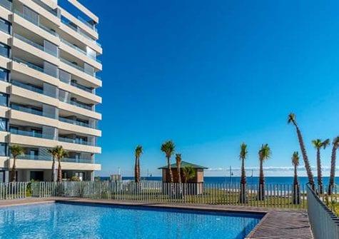 Luksuriøse leiligheter i første linje til Middelhavet – Punta Prima